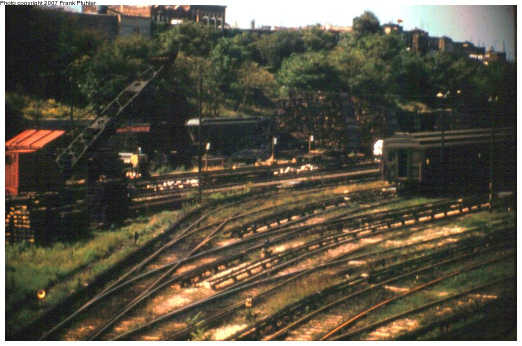 (245k, 1044x693)<br><b>Country:</b> United States<br><b>City:</b> New York<br><b>System:</b> New York City Transit<br><b>Location:</b> 36th Street Yard<br><b>Photo by:</b> Frank Pfuhler<br><b>Viewed (this week/total):</b> 0 / 1630