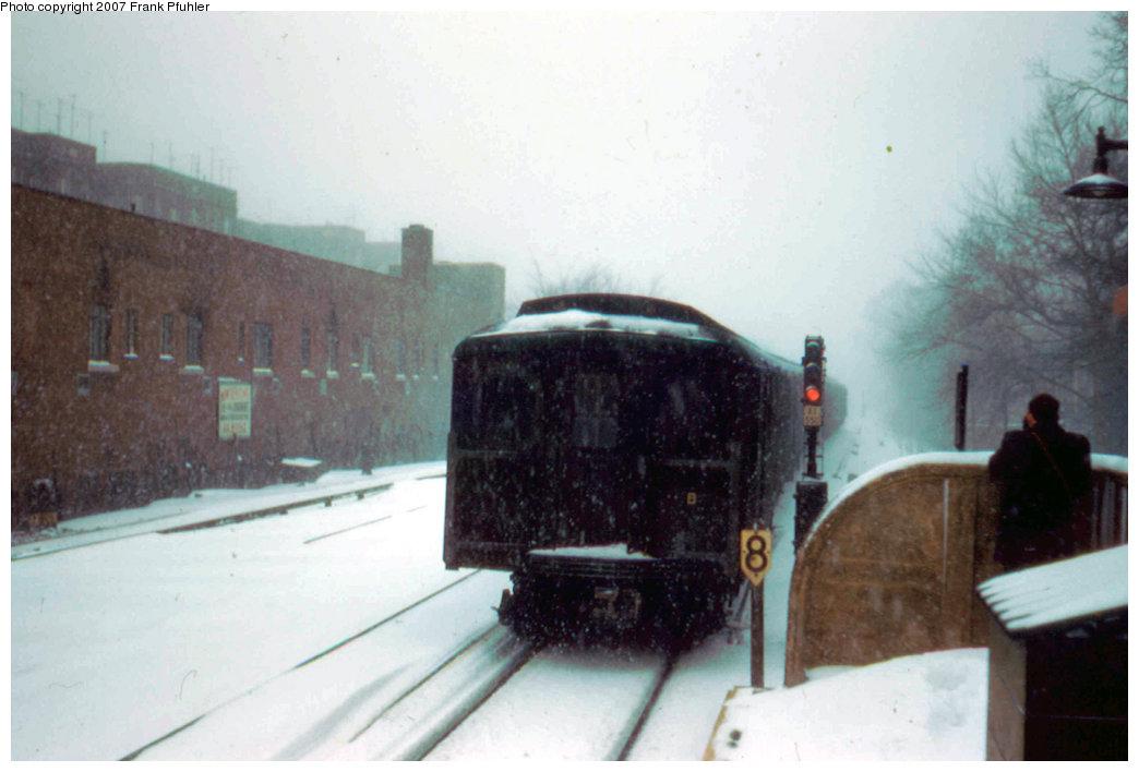 (154k, 1044x708)<br><b>Country:</b> United States<br><b>City:</b> New York<br><b>System:</b> New York City Transit<br><b>Line:</b> BMT Brighton Line<br><b>Location:</b> Avenue H <br><b>Car:</b> BMT A/B-Type Standard  <br><b>Photo by:</b> Frank Pfuhler<br><b>Date:</b> 2/1959<br><b>Viewed (this week/total):</b> 1 / 2810