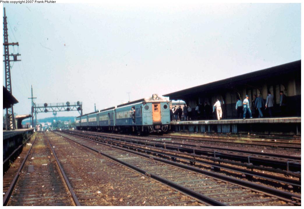 (237k, 1044x719)<br><b>Country:</b> United States<br><b>City:</b> New York<br><b>System:</b> Long Island Rail Road<br><b>Line:</b> LIRR Rockaway<br><b>Location:</b> Ozone Park <br><b>Photo by:</b> Frank Pfuhler<br><b>Date:</b> 9/23/1956<br><b>Viewed (this week/total):</b> 1 / 2202