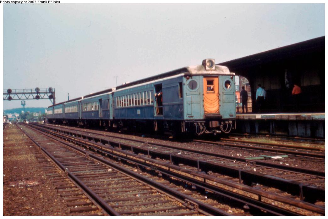 (236k, 1044x696)<br><b>Country:</b> United States<br><b>City:</b> New York<br><b>System:</b> Long Island Rail Road<br><b>Line:</b> LIRR Rockaway<br><b>Location:</b> Ozone Park <br><b>Photo by:</b> Frank Pfuhler<br><b>Date:</b> 9/23/1956<br><b>Viewed (this week/total):</b> 2 / 2569