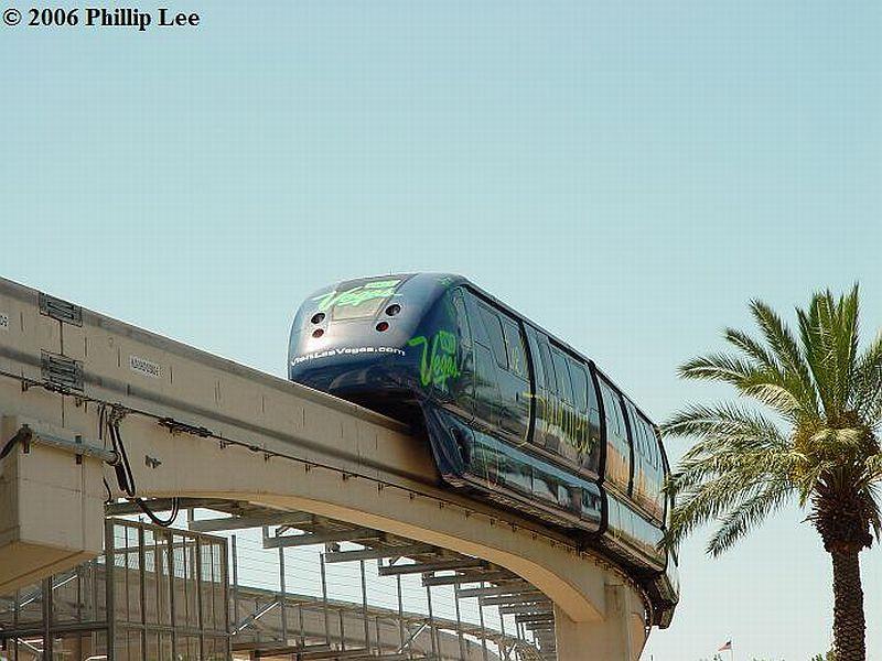 (91k, 800x600)<br><b>Country:</b> United States<br><b>City:</b> Las Vegas, NV<br><b>System:</b> Las Vegas Monorail<br><b>Location:</b> Las Vegas Hilton <br><b>Photo by:</b> Phillip Lee<br><b>Date:</b> 6/16/2006<br><b>Viewed (this week/total):</b> 1 / 1434