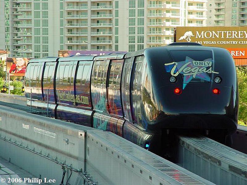 (118k, 800x600)<br><b>Country:</b> United States<br><b>City:</b> Las Vegas, NV<br><b>System:</b> Las Vegas Monorail<br><b>Location:</b> Sahara <br><b>Photo by:</b> Phillip Lee<br><b>Date:</b> 6/14/2006<br><b>Viewed (this week/total):</b> 0 / 1621
