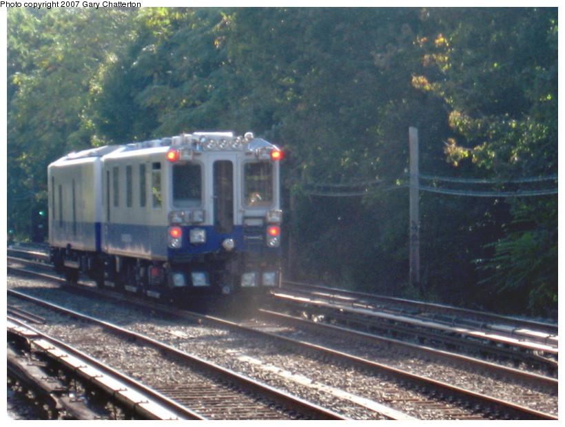 (148k, 820x620)<br><b>Country:</b> United States<br><b>City:</b> New York<br><b>System:</b> New York City Transit<br><b>Line:</b> BMT Brighton Line<br><b>Location:</b> Avenue J <br><b>Route:</b> Work Service<br><b>Car:</b> Track Geometry Car TGC3 <br><b>Photo by:</b> Gary Chatterton<br><b>Date:</b> 10/22/2007<br><b>Viewed (this week/total):</b> 0 / 3377