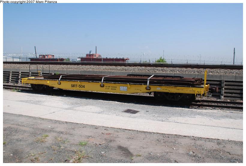 (136k, 820x556)<br><b>Country:</b> United States<br><b>City:</b> New York<br><b>System:</b> New York City Transit<br><b>Line:</b> SIRT<br><b>Location:</b> Clifton Yard/Shops <br><b>Photo by:</b> Marc Pitanza<br><b>Date:</b> 8/29/2007<br><b>Viewed (this week/total):</b> 1 / 1784