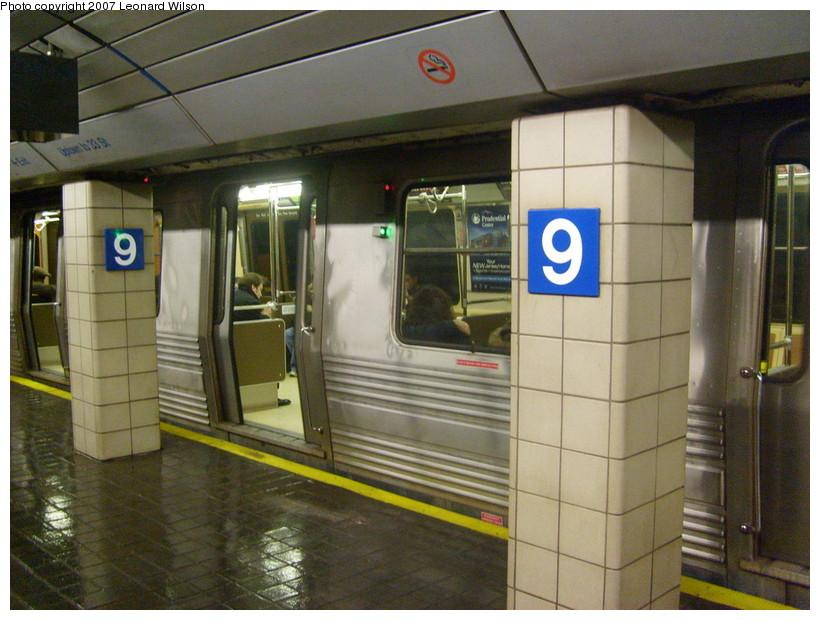 (177k, 820x620)<br><b>Country:</b> United States<br><b>City:</b> New York<br><b>System:</b> PATH<br><b>Location:</b> 9th Street <br><b>Photo by:</b> Leonard Wilson<br><b>Date:</b> 8/3/2007<br><b>Viewed (this week/total):</b> 1 / 2686