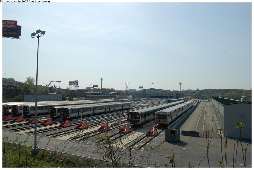 (225k, 1044x701)<br><b>Country:</b> United States<br><b>City:</b> Atlanta, GA<br><b>System:</b> MARTA<br><b>Line:</b> North-South Line <br><b>Location:</b> Armour Yard <br><b>Photo by:</b> Noell Johanson<br><b>Date:</b> 3/25/2007<br><b>Viewed (this week/total):</b> 0 / 1807