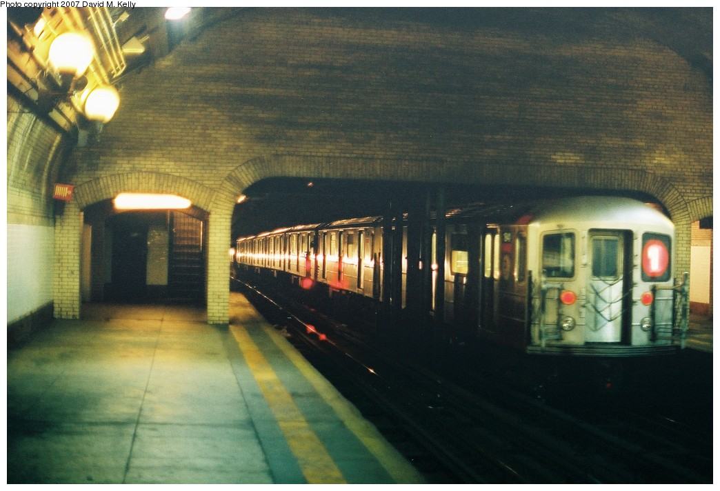 (180k, 1044x712)<br><b>Country:</b> United States<br><b>City:</b> New York<br><b>System:</b> New York City Transit<br><b>Line:</b> IRT West Side Line<br><b>Location:</b> 168th Street <br><b>Photo by:</b> David M. Kelly<br><b>Date:</b> 2007<br><b>Viewed (this week/total):</b> 4 / 2321