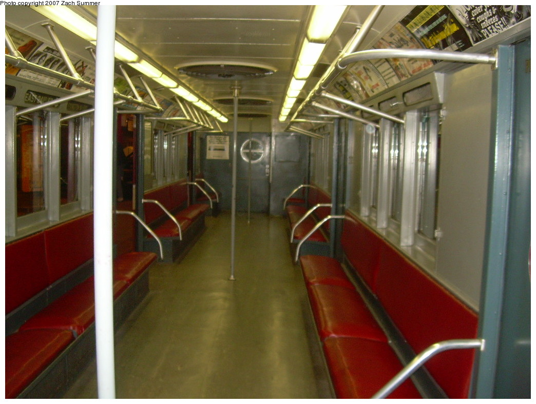 (237k, 1044x788)<br><b>Country:</b> United States<br><b>City:</b> New York<br><b>System:</b> New York City Transit<br><b>Location:</b> New York Transit Museum<br><b>Car:</b> R-15 (American Car & Foundry, 1950) 6239 <br><b>Photo by:</b> Zach Summer<br><b>Date:</b> 8/18/2007<br><b>Viewed (this week/total):</b> 0 / 1944