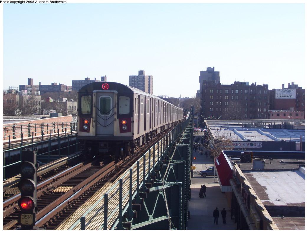(230k, 1044x791)<br><b>Country:</b> United States<br><b>City:</b> New York<br><b>System:</b> New York City Transit<br><b>Line:</b> IRT Brooklyn Line<br><b>Location:</b> Sutter Avenue/Rutland Road <br><b>Route:</b> 4<br><b>Car:</b> R-142 (Option Order, Bombardier, 2002-2003)  1201 <br><b>Photo by:</b> Aliandro Brathwaite<br><b>Date:</b> 12/24/2007<br><b>Viewed (this week/total):</b> 1 / 3332