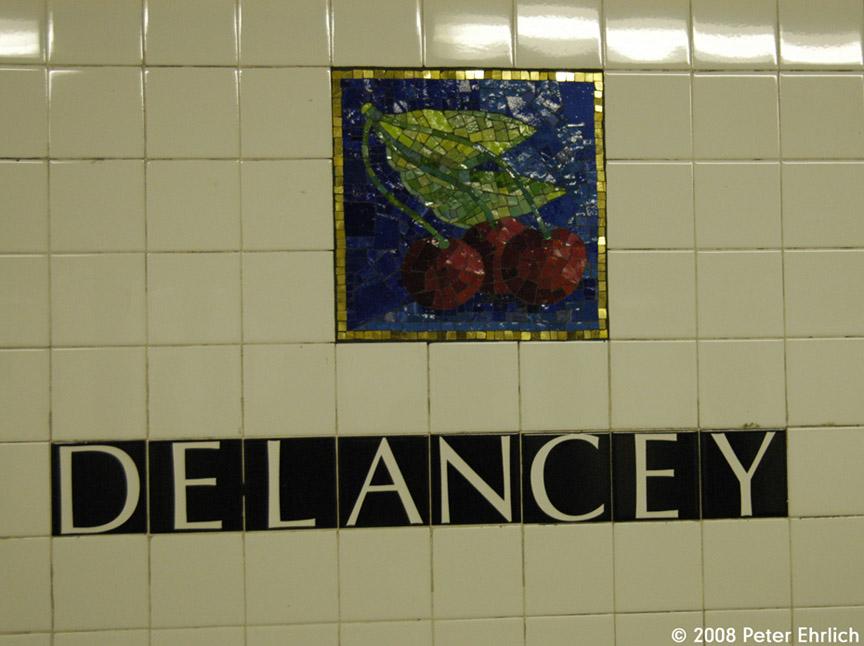 (147k, 864x646)<br><b>Country:</b> United States<br><b>City:</b> New York<br><b>System:</b> New York City Transit<br><b>Line:</b> IND 6th Avenue Line<br><b>Location:</b> Delancey Street <br><b>Photo by:</b> Peter Ehrlich<br><b>Date:</b> 1/3/2008<br><b>Artwork:</b> <i>Delancey Orchard</i>, Ming Fay (2004).<br><b>Notes:</b> Artwork at Delancey Street.<br><b>Viewed (this week/total):</b> 2 / 2055