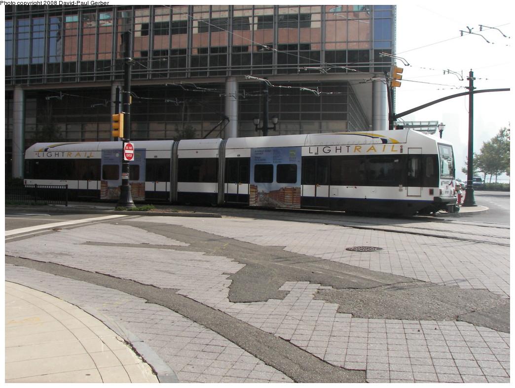 (281k, 1044x788)<br><b>Country:</b> United States<br><b>City:</b> Jersey City, NJ<br><b>System:</b> Hudson Bergen Light Rail<br><b>Location:</b> Essex Street <br><b>Car:</b> NJT-HBLR LRV (Kinki-Sharyo, 1998-99)  2012 <br><b>Photo by:</b> David-Paul Gerber<br><b>Date:</b> 9/21/2007<br><b>Viewed (this week/total):</b> 0 / 774