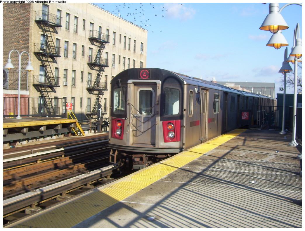 (285k, 1044x791)<br><b>Country:</b> United States<br><b>City:</b> New York<br><b>System:</b> New York City Transit<br><b>Line:</b> IRT Woodlawn Line<br><b>Location:</b> Fordham Road <br><b>Route:</b> 4<br><b>Car:</b> R-142 (Option Order, Bombardier, 2002-2003)  7165 <br><b>Photo by:</b> Aliandro Brathwaite<br><b>Date:</b> 12/31/2007<br><b>Viewed (this week/total):</b> 0 / 2185