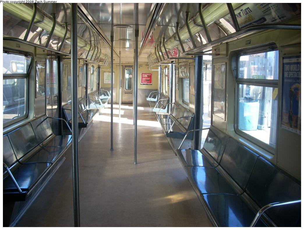 (274k, 1044x788)<br><b>Country:</b> United States<br><b>City:</b> New York<br><b>System:</b> New York City Transit<br><b>Route:</b> B<br><b>Car:</b> R-40M (St. Louis, 1969)  4545 <br><b>Photo by:</b> Zach Summer<br><b>Date:</b> 12/17/2007<br><b>Viewed (this week/total):</b> 2 / 1785