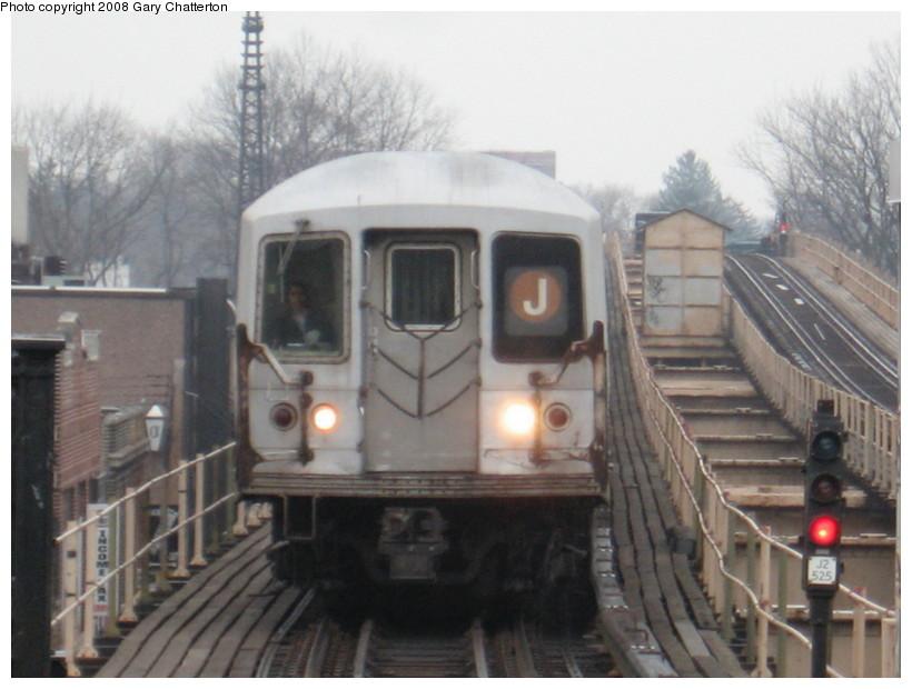 (116k, 820x620)<br><b>Country:</b> United States<br><b>City:</b> New York<br><b>System:</b> New York City Transit<br><b>Line:</b> BMT Nassau Street/Jamaica Line<br><b>Location:</b> Woodhaven Boulevard <br><b>Route:</b> J<br><b>Car:</b> R-42 (St. Louis, 1969-1970)  4773 <br><b>Photo by:</b> Gary Chatterton<br><b>Date:</b> 1/29/2008<br><b>Viewed (this week/total):</b> 0 / 1952