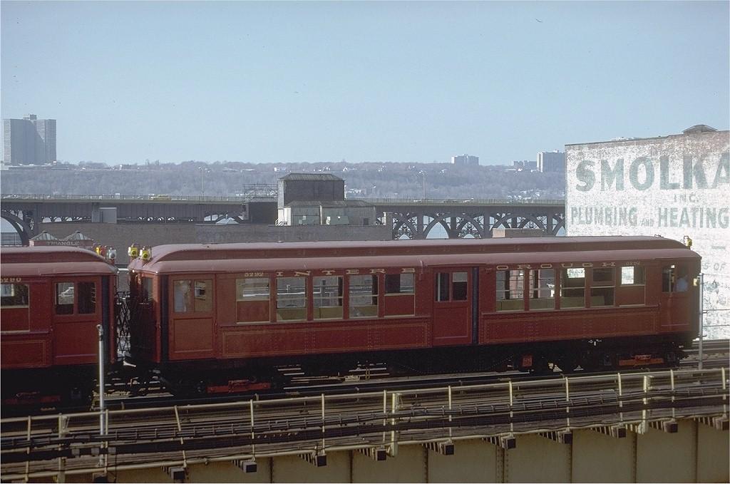(183k, 1024x679)<br><b>Country:</b> United States<br><b>City:</b> New York<br><b>System:</b> New York City Transit<br><b>Line:</b> IRT West Side Line<br><b>Location:</b> 125th Street <br><b>Route:</b> Fan Trip<br><b>Car:</b> Low-V (Museum Train) 5292 <br><b>Photo by:</b> Steve Zabel<br><b>Collection of:</b> Joe Testagrose<br><b>Date:</b> 3/8/1979<br><b>Viewed (this week/total):</b> 4 / 3520
