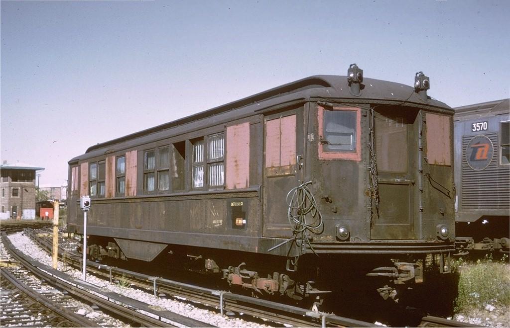 (187k, 1024x660)<br><b>Country:</b> United States<br><b>City:</b> New York<br><b>System:</b> New York City Transit<br><b>Location:</b> Coney Island Yard<br><b>Car:</b> Low-V 5302 <br><b>Photo by:</b> Steve Zabel<br><b>Collection of:</b> Joe Testagrose<br><b>Viewed (this week/total):</b> 0 / 2443