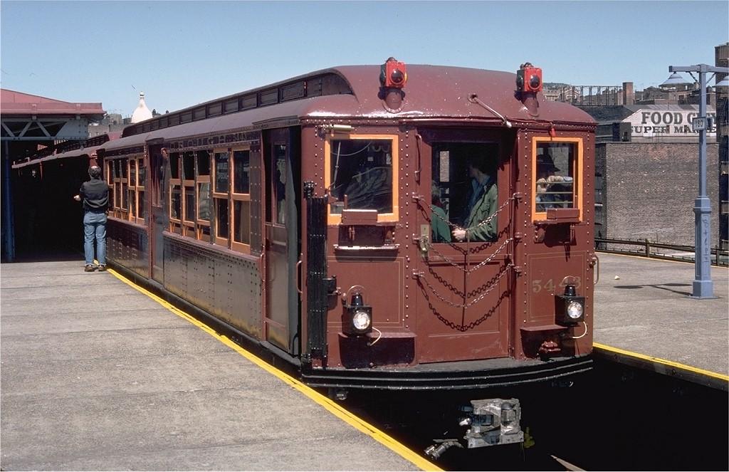 (206k, 1024x663)<br><b>Country:</b> United States<br><b>City:</b> New York<br><b>System:</b> New York City Transit<br><b>Line:</b> IRT Woodlawn Line<br><b>Location:</b> Burnside Avenue <br><b>Route:</b> Fan Trip<br><b>Car:</b> Low-V (Museum Train) 5443 <br><b>Photo by:</b> Doug Grotjahn<br><b>Collection of:</b> Joe Testagrose<br><b>Date:</b> 5/5/1979<br><b>Viewed (this week/total):</b> 0 / 2713
