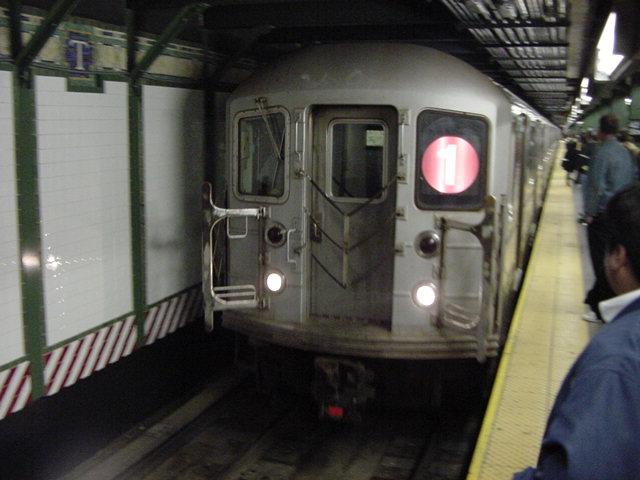 (60k, 640x480)<br><b>Country:</b> United States<br><b>City:</b> New York<br><b>System:</b> New York City Transit<br><b>Line:</b> IRT West Side Line<br><b>Location:</b> Times Square/42nd Street <br><b>Photo by:</b> Salaam Allah<br><b>Date:</b> 9/28/2002<br><b>Viewed (this week/total):</b> 1 / 4125