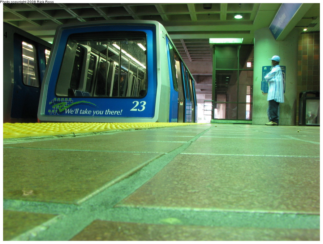 (218k, 1044x788)<br><b>Country:</b> United States<br><b>City:</b> Miami, FL<br><b>System:</b> Miami Metromover<br><b>Location:</b> Government Center <br><b>Photo by:</b> Rick Ross<br><b>Date:</b> 1/21/2008<br><b>Viewed (this week/total):</b> 1 / 1496