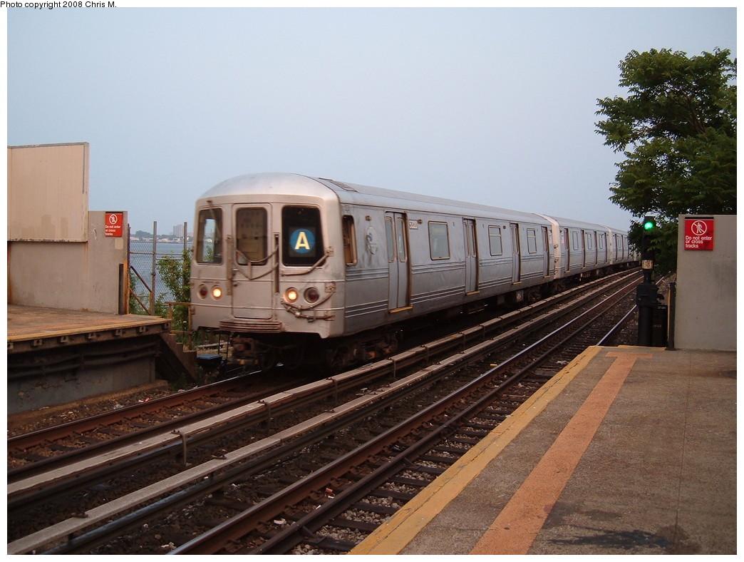 (225k, 1044x788)<br><b>Country:</b> United States<br><b>City:</b> New York<br><b>System:</b> New York City Transit<br><b>Line:</b> IND Rockaway<br><b>Location:</b> Broad Channel <br><b>Route:</b> A<br><b>Car:</b> R-44 (St. Louis, 1971-73) 5320 <br><b>Photo by:</b> Chris M.<br><b>Date:</b> 6/19/2007<br><b>Viewed (this week/total):</b> 2 / 1360