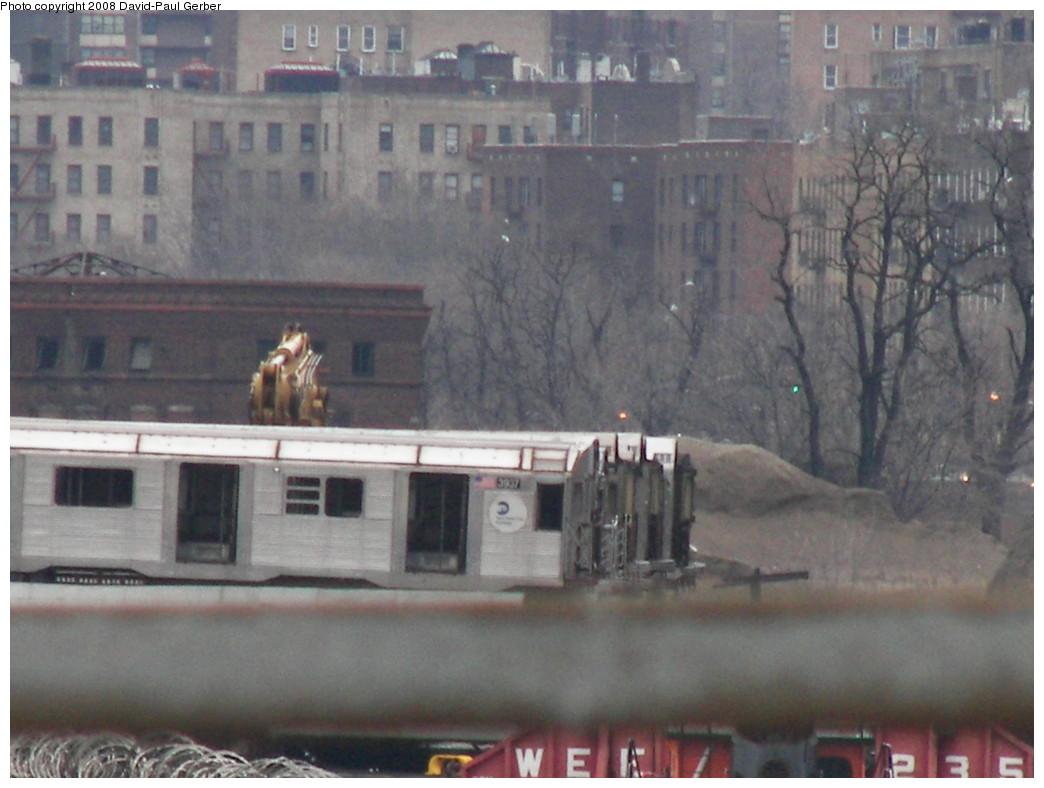 (231k, 1044x788)<br><b>Country:</b> United States<br><b>City:</b> New York<br><b>System:</b> New York City Transit<br><b>Location:</b> 207th Street Yard<br><b>Car:</b> R-32 (GE Rebuild) 3937 <br><b>Photo by:</b> David-Paul Gerber<br><b>Date:</b> 2/18/2008<br><b>Notes:</b> Scrap<br><b>Viewed (this week/total):</b> 3 / 2862