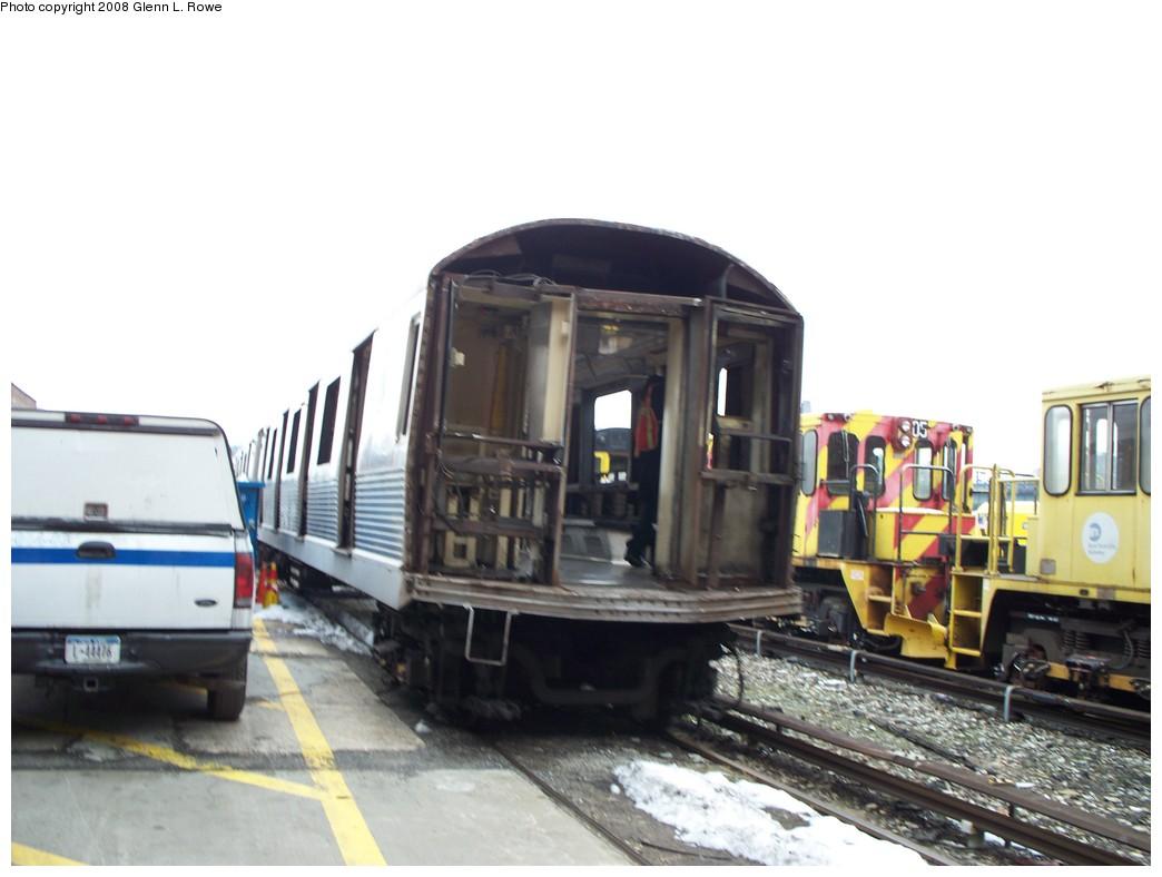 (156k, 1044x788)<br><b>Country:</b> United States<br><b>City:</b> New York<br><b>System:</b> New York City Transit<br><b>Location:</b> 207th Street Yard<br><b>Car:</b> R-42 (St. Louis, 1969-1970)  4786 <br><b>Photo by:</b> Glenn L. Rowe<br><b>Date:</b> 2/26/2008<br><b>Viewed (this week/total):</b> 2 / 1398
