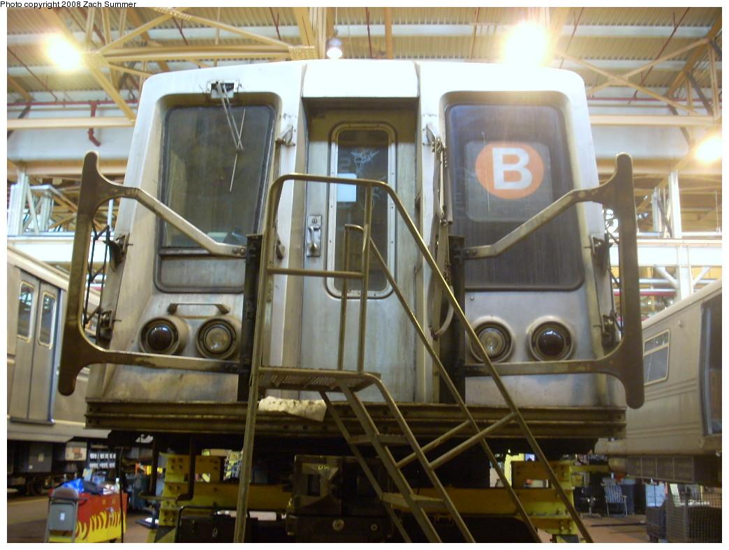 (245k, 1044x788)<br><b>Country:</b> United States<br><b>City:</b> New York<br><b>System:</b> New York City Transit<br><b>Location:</b> Coney Island Shop/Overhaul & Repair Shop<br><b>Car:</b> R-40 (St. Louis, 1968)  4265 <br><b>Photo by:</b> Zach Summer<br><b>Date:</b> 12/20/2007<br><b>Viewed (this week/total):</b> 0 / 1003