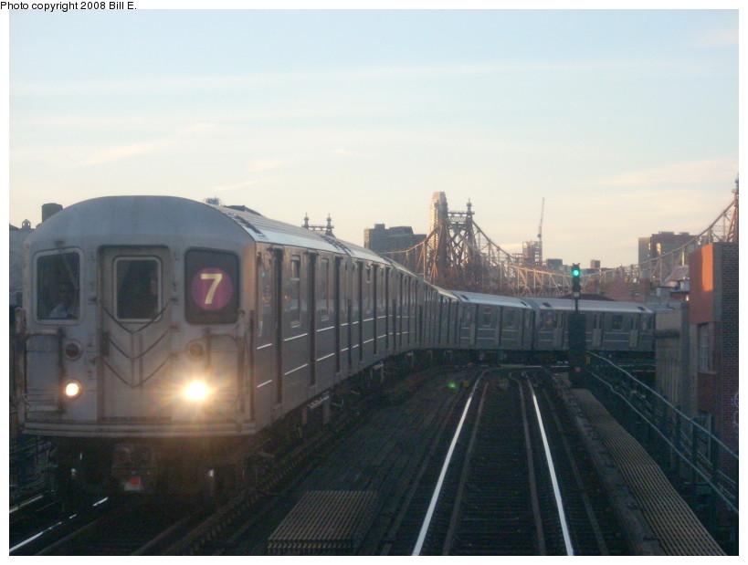 (129k, 819x619)<br><b>Country:</b> United States<br><b>City:</b> New York<br><b>System:</b> New York City Transit<br><b>Line:</b> IRT Flushing Line<br><b>Location:</b> Court House Square/45th Road <br><b>Route:</b> 7<br><b>Car:</b> R-62A (Bombardier, 1984-1987)   <br><b>Photo by:</b> Bill E.<br><b>Date:</b> 3/2/2008<br><b>Viewed (this week/total):</b> 1 / 1635