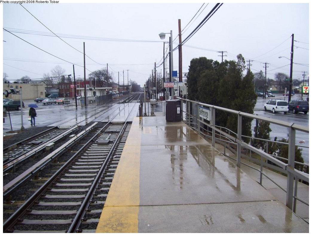 (213k, 1044x791)<br><b>Country:</b> United States<br><b>System:</b> Long Island Rail Road<br><b>Line:</b> LIRR Greenport<br><b>Location:</b> Bethpage <br><b>Photo by:</b> Roberto C. Tobar<br><b>Date:</b> 3/8/2008<br><b>Viewed (this week/total):</b> 3 / 2048