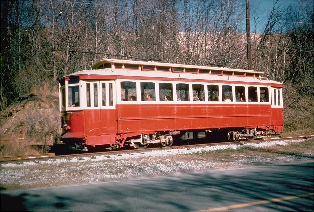 (293k, 1024x690)<br><b>Country:</b> United States<br><b>City:</b> Baltimore, MD<br><b>System:</b> Baltimore Streetcar Museum <br><b>Car:</b>  3828 <br><b>Collection of:</b> Joe Testagrose<br><b>Date:</b> 2/1976<br><b>Viewed (this week/total):</b> 4 / 976
