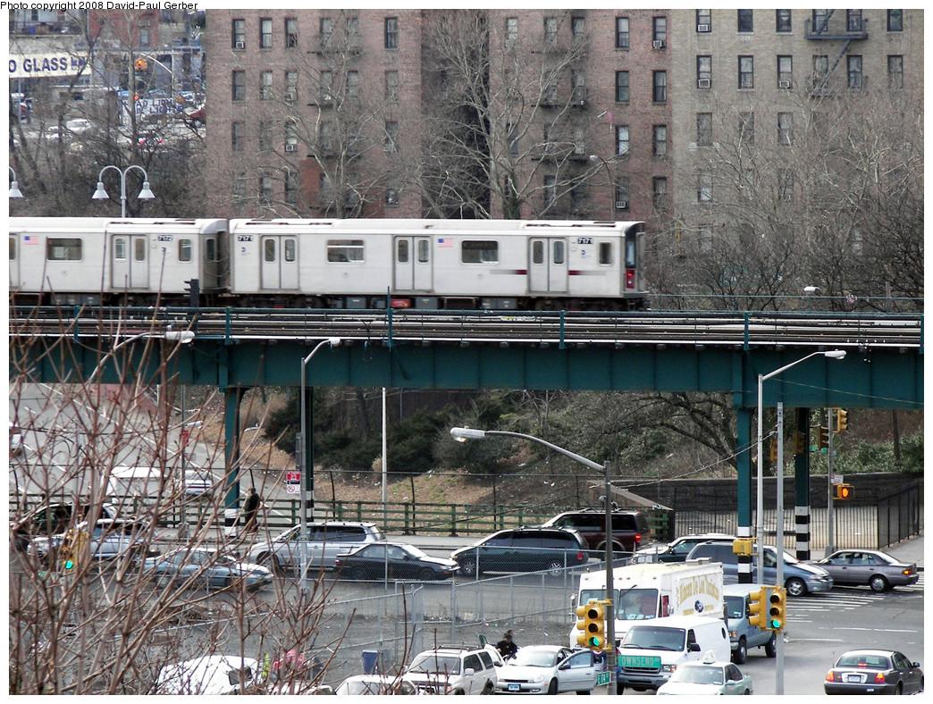(404k, 1044x788)<br><b>Country:</b> United States<br><b>City:</b> New York<br><b>System:</b> New York City Transit<br><b>Line:</b> IRT Woodlawn Line<br><b>Location:</b> Mt. Eden Avenue <br><b>Route:</b> 4<br><b>Car:</b> R-142 (Option Order, Bombardier, 2002-2003)  7171 <br><b>Photo by:</b> David-Paul Gerber<br><b>Date:</b> 3/15/2008<br><b>Viewed (this week/total):</b> 0 / 2538