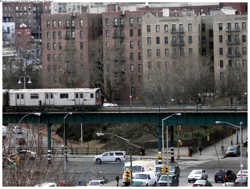 (336k, 1044x788)<br><b>Country:</b> United States<br><b>City:</b> New York<br><b>System:</b> New York City Transit<br><b>Line:</b> IRT Woodlawn Line<br><b>Location:</b> Mt. Eden Avenue <br><b>Route:</b> 4<br><b>Car:</b> R-142 (Option Order, Bombardier, 2002-2003)  7080 <br><b>Photo by:</b> David-Paul Gerber<br><b>Date:</b> 3/15/2008<br><b>Viewed (this week/total):</b> 0 / 2517