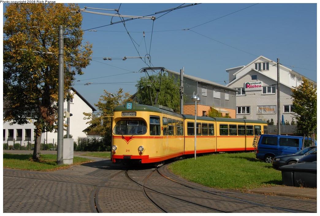 Karlsruhe Subway