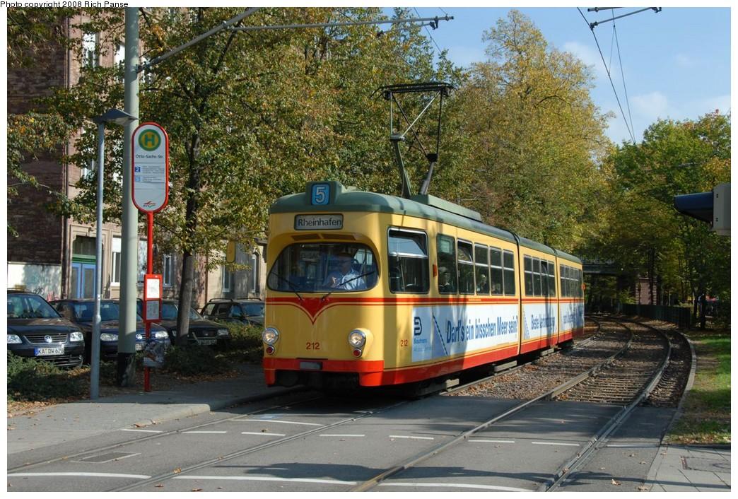 Subway Karlsruhe