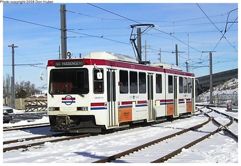 (127k, 809x557)<br><b>Country:</b> United States<br><b>City:</b> Salt Lake City, UT<br><b>System:</b> TRAX<br><b>Photo by:</b> Don Huber<br><b>Date:</b> 1/28/2008<br><b>Viewed (this week/total):</b> 0 / 1809