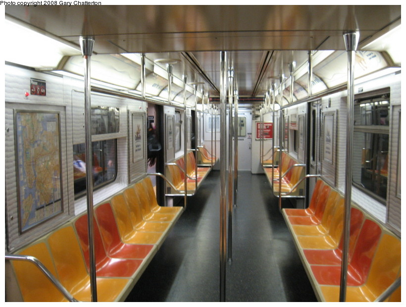 (136k, 820x620)<br><b>Country:</b> United States<br><b>City:</b> New York<br><b>System:</b> New York City Transit<br><b>Route:</b> S<br><b>Car:</b> R-62A (Bombardier, 1984-1987)  1908 <br><b>Photo by:</b> Gary Chatterton<br><b>Date:</b> 3/11/2008<br><b>Viewed (this week/total):</b> 0 / 1625