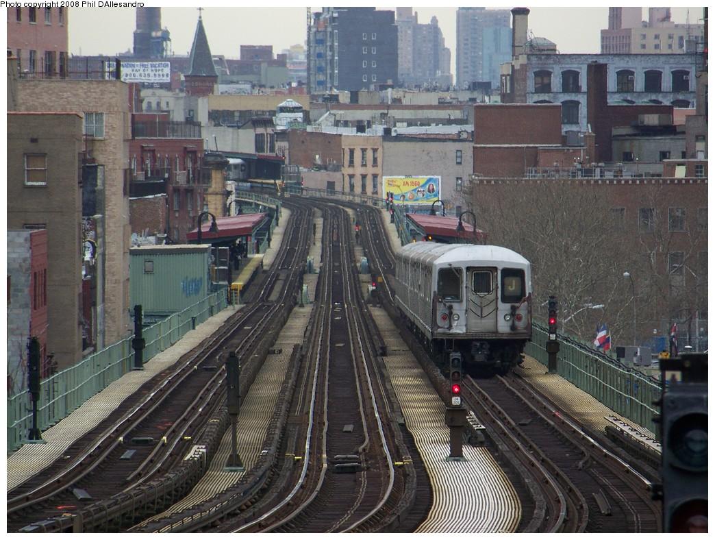 (274k, 1044x788)<br><b>Country:</b> United States<br><b>City:</b> New York<br><b>System:</b> New York City Transit<br><b>Line:</b> BMT Nassau Street/Jamaica Line<br><b>Location:</b> Flushing Avenue <br><b>Route:</b> J<br><b>Car:</b> R-42 (St. Louis, 1969-1970)  4789 <br><b>Photo by:</b> Philip D'Allesandro<br><b>Date:</b> 4/7/2008<br><b>Viewed (this week/total):</b> 1 / 2175