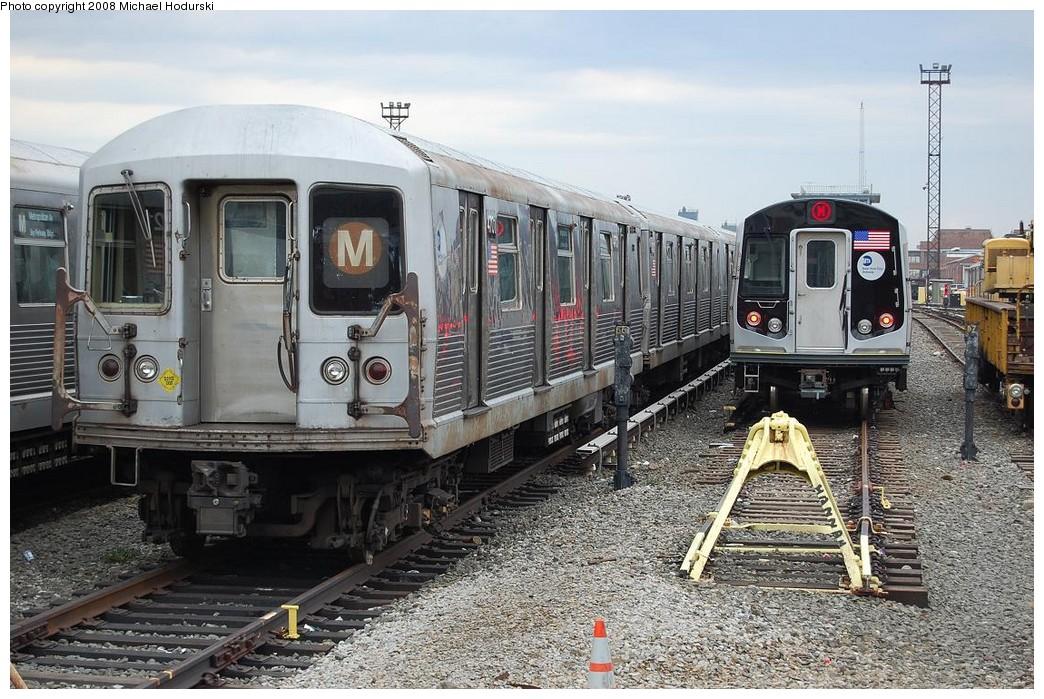 (279k, 1044x699)<br><b>Country:</b> United States<br><b>City:</b> New York<br><b>System:</b> New York City Transit<br><b>Location:</b> Coney Island Yard<br><b>Car:</b> R-42 (St. Louis, 1969-1970)  4701 <br><b>Photo by:</b> Michael Hodurski<br><b>Date:</b> 4/12/2008<br><b>Viewed (this week/total):</b> 1 / 1392