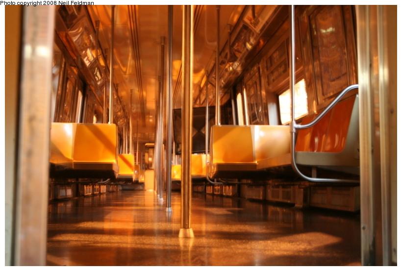 (130k, 820x553)<br><b>Country:</b> United States<br><b>City:</b> New York<br><b>System:</b> New York City Transit<br><b>Car:</b> R-68 (Westinghouse-Amrail, 1986-1988)  2820 <br><b>Photo by:</b> Neil Feldman<br><b>Date:</b> 4/12/2008<br><b>Viewed (this week/total):</b> 1 / 1148