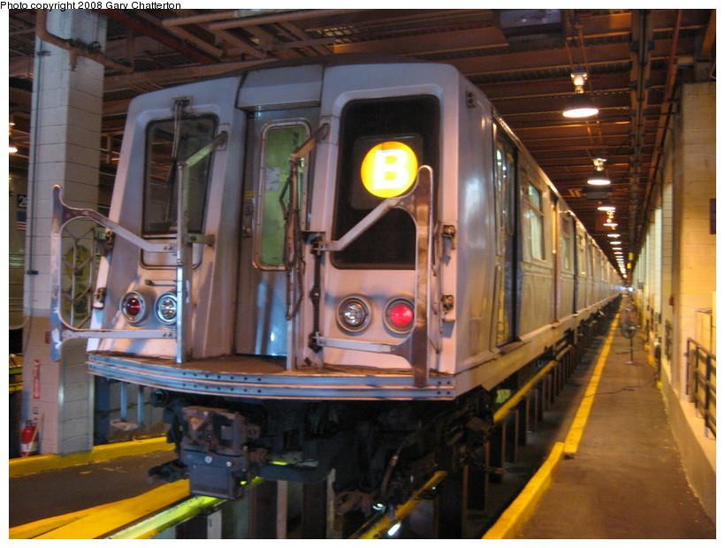 (148k, 820x620)<br><b>Country:</b> United States<br><b>City:</b> New York<br><b>System:</b> New York City Transit<br><b>Location:</b> Coney Island Shop/Maint. & Inspection Shop<br><b>Car:</b> R-40 (St. Louis, 1968)  4358 <br><b>Photo by:</b> Gary Chatterton<br><b>Date:</b> 4/12/2008<br><b>Viewed (this week/total):</b> 0 / 1999
