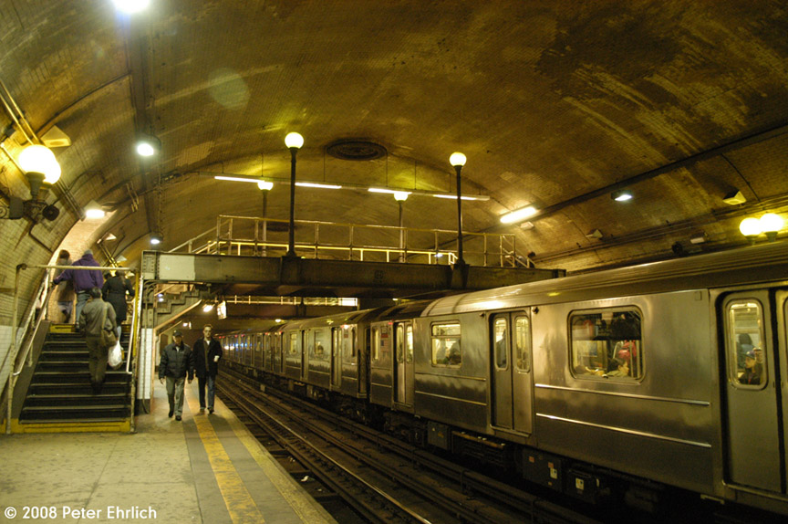 (205k, 864x574)<br><b>Country:</b> United States<br><b>City:</b> New York<br><b>System:</b> New York City Transit<br><b>Line:</b> IRT West Side Line<br><b>Location:</b> 168th Street <br><b>Car:</b> R-62A (Bombardier, 1984-1987)  1851 <br><b>Photo by:</b> Peter Ehrlich<br><b>Date:</b> 5/2/2008<br><b>Viewed (this week/total):</b> 0 / 4270