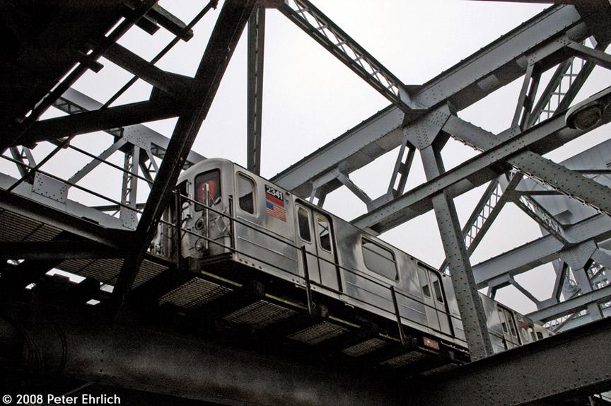(214k, 864x574)<br><b>Country:</b> United States<br><b>City:</b> New York<br><b>System:</b> New York City Transit<br><b>Line:</b> IRT West Side Line<br><b>Location:</b> Broadway Bridge <br><b>Car:</b> R-62A (Bombardier, 1984-1987)  2341 <br><b>Photo by:</b> Peter Ehrlich<br><b>Date:</b> 5/2/2008<br><b>Viewed (this week/total):</b> 0 / 1936