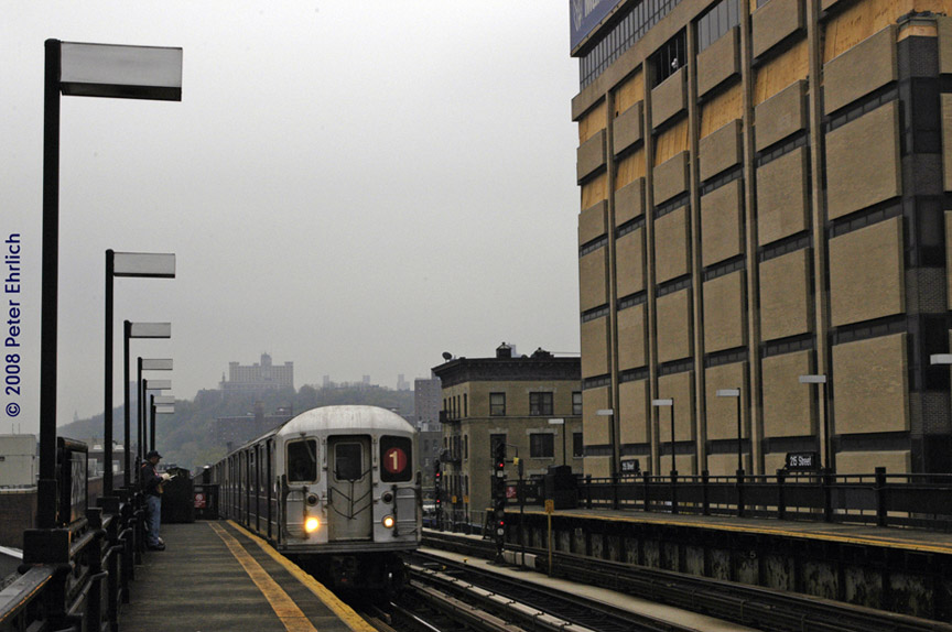 (166k, 864x574)<br><b>Country:</b> United States<br><b>City:</b> New York<br><b>System:</b> New York City Transit<br><b>Line:</b> IRT West Side Line<br><b>Location:</b> 215th Street <br><b>Car:</b> R-62A (Bombardier, 1984-1987)  2430 <br><b>Photo by:</b> Peter Ehrlich<br><b>Date:</b> 5/2/2008<br><b>Viewed (this week/total):</b> 0 / 1567