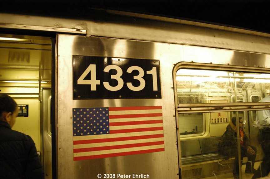 (178k, 864x574)<br><b>Country:</b> United States<br><b>City:</b> New York<br><b>System:</b> New York City Transit<br><b>Line:</b> IND 8th Avenue Line<br><b>Location:</b> 59th Street/Columbus Circle <br><b>Car:</b> R-40 (St. Louis, 1968)  4331 <br><b>Photo by:</b> Peter Ehrlich<br><b>Date:</b> 5/2/2008<br><b>Viewed (this week/total):</b> 0 / 1875