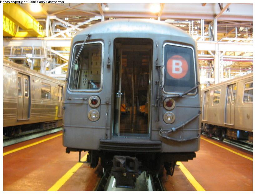 (143k, 820x620)<br><b>Country:</b> United States<br><b>City:</b> New York<br><b>System:</b> New York City Transit<br><b>Location:</b> Coney Island Shop/Overhaul & Repair Shop<br><b>Car:</b> R-68 (Westinghouse-Amrail, 1986-1988)  2820 <br><b>Photo by:</b> Gary Chatterton<br><b>Date:</b> 4/12/2008<br><b>Viewed (this week/total):</b> 1 / 1427