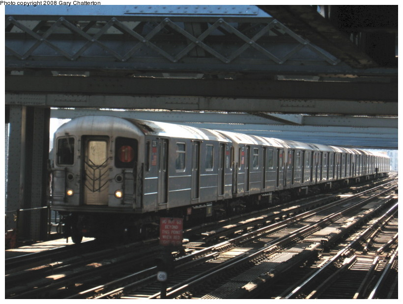 (128k, 820x620)<br><b>Country:</b> United States<br><b>City:</b> New York<br><b>System:</b> New York City Transit<br><b>Line:</b> IRT West Side Line<br><b>Location:</b> 225th Street <br><b>Route:</b> 1<br><b>Car:</b> R-62A (Bombardier, 1984-1987)  2216 <br><b>Photo by:</b> Gary Chatterton<br><b>Date:</b> 3/11/2008<br><b>Viewed (this week/total):</b> 0 / 1617