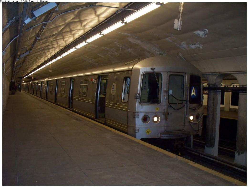 (175k, 1044x789)<br><b>Country:</b> United States<br><b>City:</b> New York<br><b>System:</b> New York City Transit<br><b>Line:</b> IND 8th Avenue Line<br><b>Location:</b> 190th Street/Overlook Terrace <br><b>Route:</b> A<br><b>Car:</b> R-44 (St. Louis, 1971-73) 5396 <br><b>Photo by:</b> Glenn L. Rowe<br><b>Date:</b> 5/22/2008<br><b>Viewed (this week/total):</b> 1 / 1647