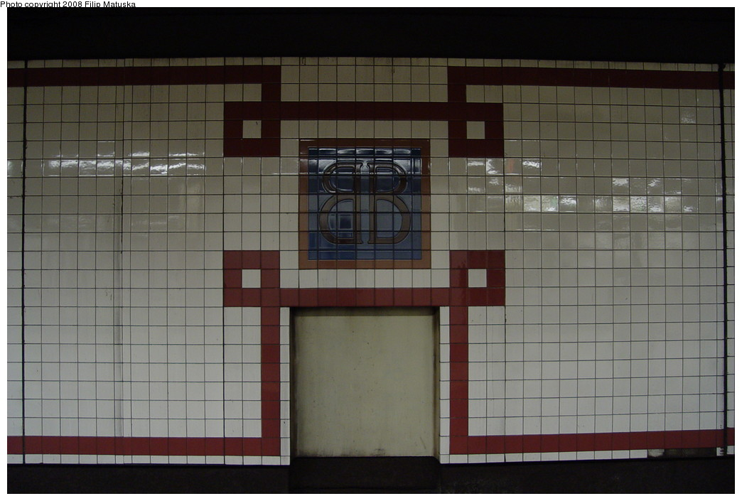 (157k, 1044x705)<br><b>Country:</b> United States<br><b>City:</b> New York<br><b>System:</b> New York City Transit<br><b>Line:</b> IRT East Side Line<br><b>Location:</b> Brooklyn Bridge/City Hall <br><b>Photo by:</b> Filip Matuska<br><b>Date:</b> 6/13/2007<br><b>Viewed (this week/total):</b> 2 / 1838