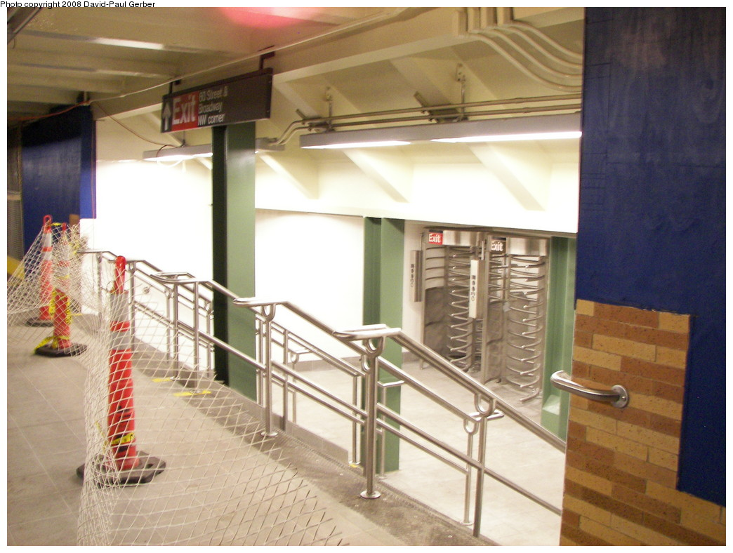 (269k, 1044x788)<br><b>Country:</b> United States<br><b>City:</b> New York<br><b>System:</b> New York City Transit<br><b>Line:</b> IRT West Side Line<br><b>Location:</b> 59th Street/Columbus Circle <br><b>Photo by:</b> David-Paul Gerber<br><b>Date:</b> 5/24/2008<br><b>Notes:</b> New entrance at Columbus Circle IRT<br><b>Viewed (this week/total):</b> 3 / 1516