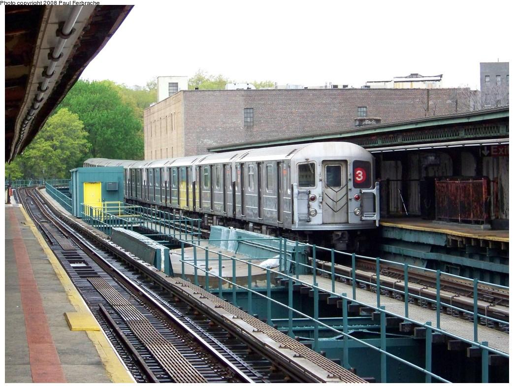 (274k, 1044x788)<br><b>Country:</b> United States<br><b>City:</b> New York<br><b>System:</b> New York City Transit<br><b>Line:</b> IRT Brooklyn Line<br><b>Location:</b> Sutter Avenue/Rutland Road <br><b>Route:</b> 3<br><b>Car:</b> R-62 (Kawasaki, 1983-1985)  1311 <br><b>Photo by:</b> Paul Ferbrache<br><b>Date:</b> 4/29/2008<br><b>Viewed (this week/total):</b> 1 / 2518